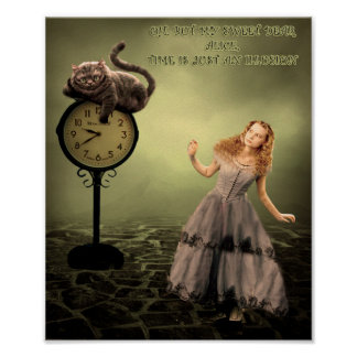 "36"" x 24"", Value Poster Paper Alice in Wonderland"