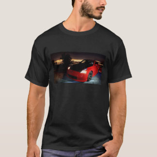 370Z above Los Angeles T-Shirt