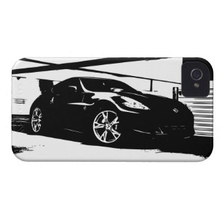 370Z Side Shot iPhone 4 Case-Mate Case