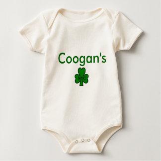 375px-Shamrock.svg, Coogan's, NYC Baby Bodysuit