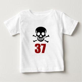 37 Birthday Designs Baby T-Shirt