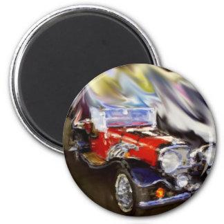 37 Jaguar Magnet