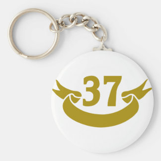 37-real-tape basic round button keychain