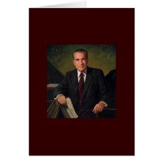37 Richard Nixon Card