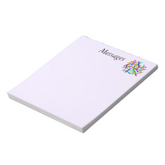 37th Birthday Gifts Notepads