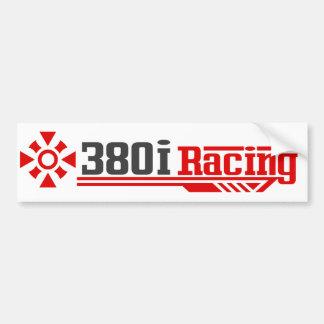 380i Logo Bumper Sticker