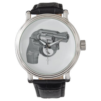 .38 Snub nose revolver Watch