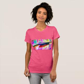 38 USA Wet Street. T-Shirt