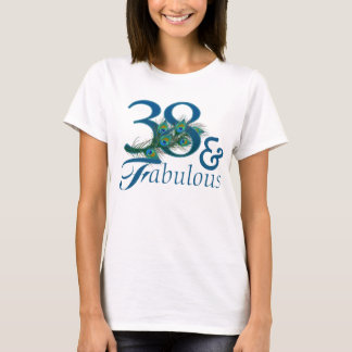 38th Birthday T-shirts