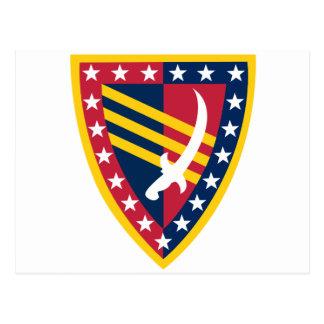38th Sustainment Brigade Post Card