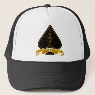 396 Kustom Spade Trucker Hat