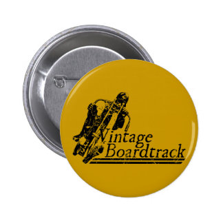 397 Vintage Boardtrack 2 Inch Round Button