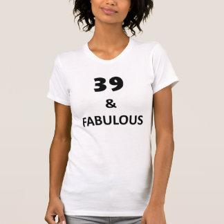 39 and fabulous T-Shirt