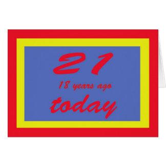 39 birthday card