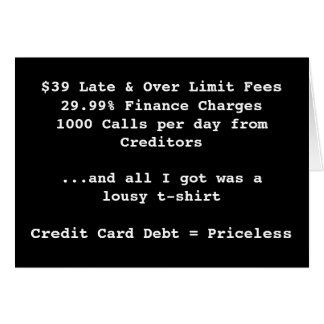 $39 Late & Over Limit Fees29.99% Finance Charge... Card