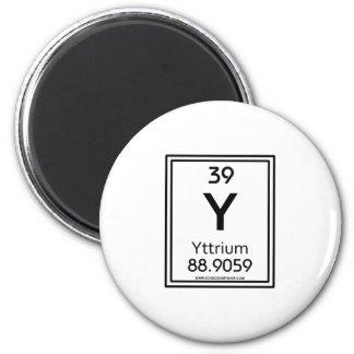 39 Yttrium Magnet