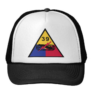 39th Armored Division Trucker Hats