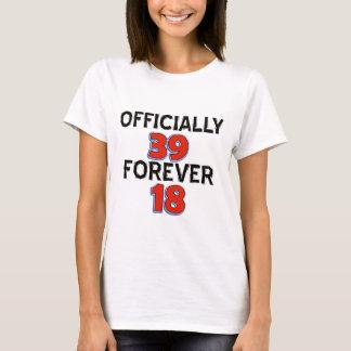 39TH birthday designs T-Shirt