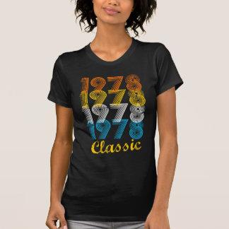39th Birthday Gift Vintage 1978 T-Shirt for Men