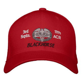 3/11th ACR Combat Medical Badge Hat