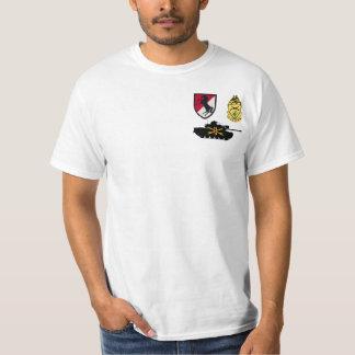 3/11th Chemise de golf d'ACR M48A3 Patton T-shirt