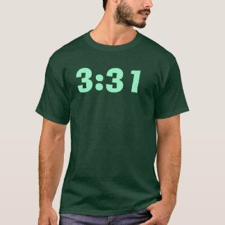 3:31 T-Shirt