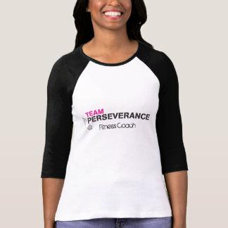 3/4 sleeve fitness coach T T-Shirt