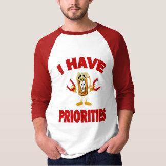3/4 Sleeve HorseShoes T-Shirt