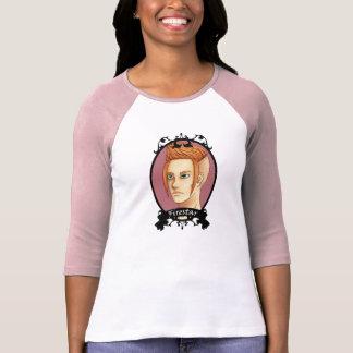 3/4 Sleeve Raglan Firestar T-Shirt