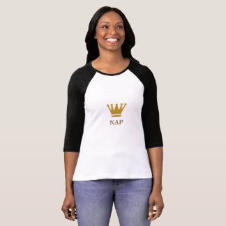 3/4 Sleeve Raglan T-Shirt Nap Queen