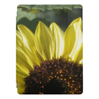 3/4 Sunflower iPad Pro Cover