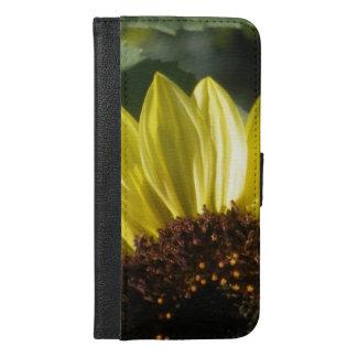 3/4 Sunflower iPhone 6/6s Plus Wallet Case