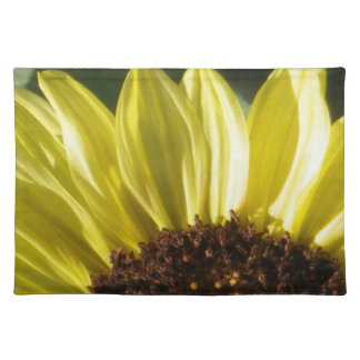3/4 Sunflower Placemat