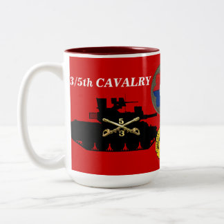 3/5th Cavalry M551 Sheridan Mug