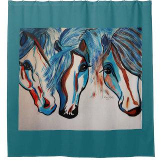 3 AMIGOS   HORSES