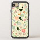 3 Birds in Cute Flowers iPhone 7 Symmetry Series
