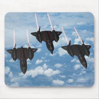 3 Blackbirds mousepad