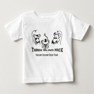 3 Blind Mice Baby T-Shirt