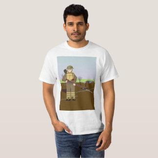 3# British Rifleman (World War I) T-Shirt
