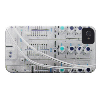 3 channel Mixer iPhone 4 Cover