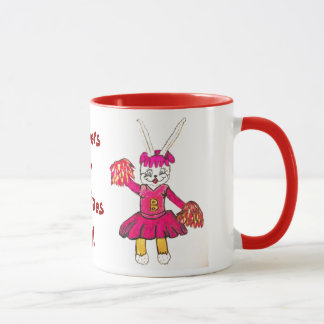 3 CHEERS FOR VALENTINES DAY mug