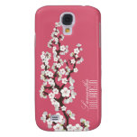 3 Cherry Blossom (rose pink) Samsung Galaxy S4 Case