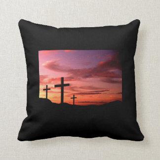 3 Cross Pillow