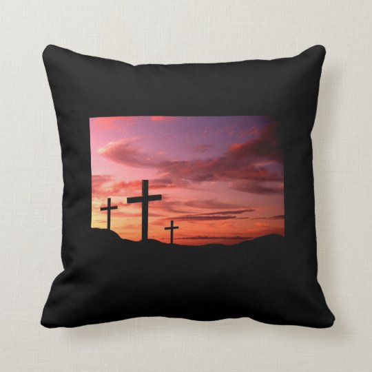3 Cross Pillow