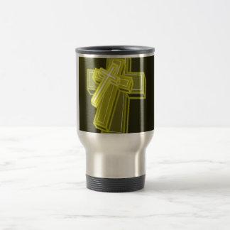 3 Crosses Coffee Mugs