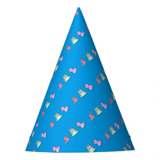 3 Cute Monsters Party Hat