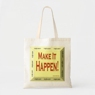 3-D Make It Happen Tote