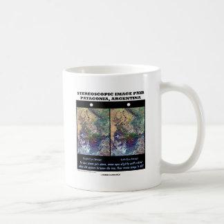 3-D Patagonia, Argentina Mugs