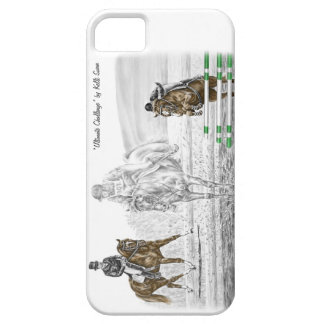 3-Day Eventing Horses Combined Training Case For The iPhone 5