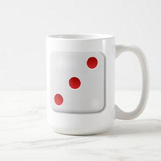 3 Dice Roll Mugs